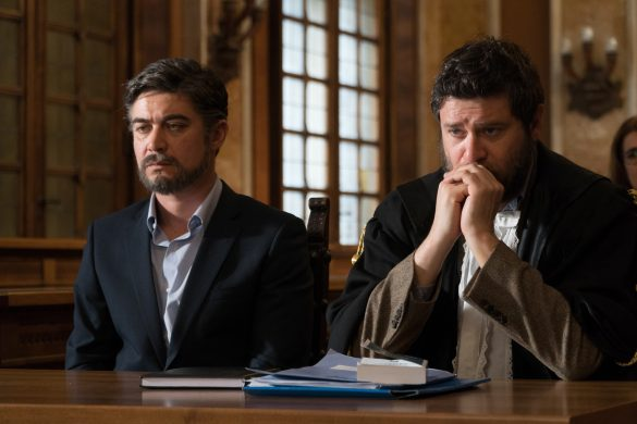 Non sono un assassino. Scamarcio, Boni e Pesce protagonisti in un legal thriller