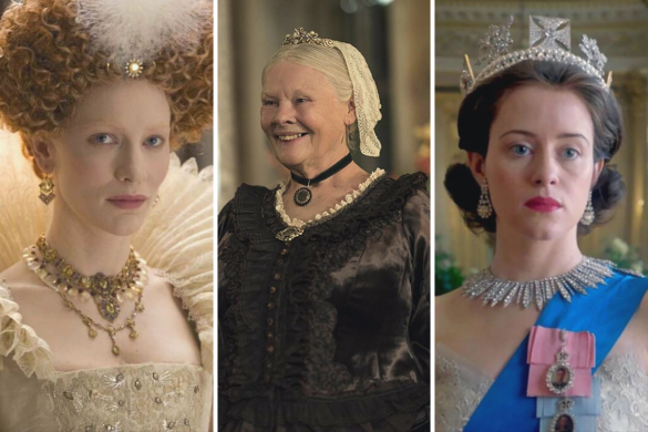 Judy Dench, Cate Blanchett e Claire Foy: regine sul Red Carpet